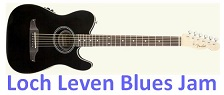 avatar loch Leven Blues Jam group